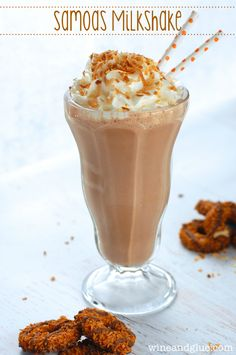 More Than 50 Girl Scout Cookie Inspired Recipes   www.chef-in-training.com