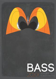 Bass Helmet Series  by Cory Payne