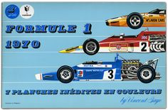 1970 Formula 1 illustrations