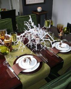 Cool Thanksgiving Decor Ideas Image