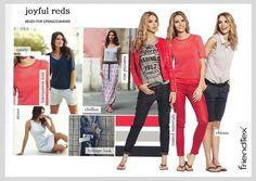 Stockverkoop Joyful reds -- Waregem -- 01/06