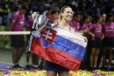 Ohlasy na Cibulkovej triumf: Sen, neskutočné, neuveriteľné! Dominika Cibulkova, Celebs, Celebrities, Finals, Suitcase, Tennis, Final Exams, Celebrity, Foreign Celebrities