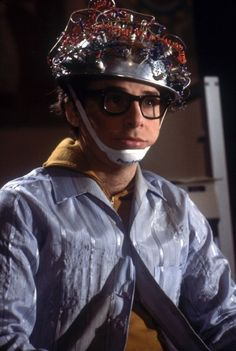 Movie Favorites Not in the Top 250 - Still of Rick Moranis in Ghostbusters (1984)