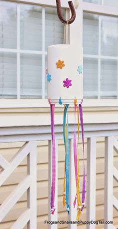 Wind Chime for Kids to Make by FSPDT