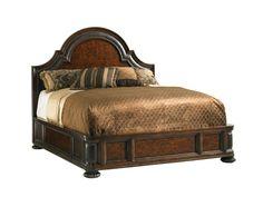Cavallino Platform Bed 6/6 King Main Image