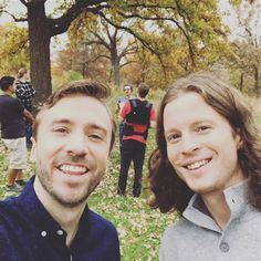 shoot with for my christmas album today look at the sexy face of - Home Free Christmas Album