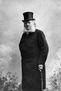 Henrik Ibsen the father of realism and a snappy dresser