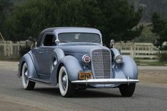 1936 Lincoln Model K LeBaron Coupe, simply gorgeous.