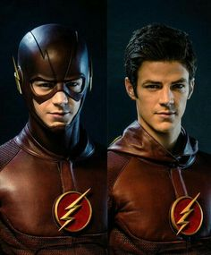 The flash is Barry Allen! Top Superheroes, Berry Allen, Flash Wallpaper, O Flash, Flash Barry Allen, The Flash Grant Gustin, Dc World, Dc Tv Shows, Star Trek