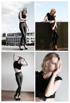 Klara- Rooftop photoshoot in Vancouver. Photography by Beauty Lines Studio/Bill Yin.