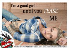 Our very own e-card. Share it with someone today! | See more tattoo e-cards at: https://www.facebook.com/addictedtattoos