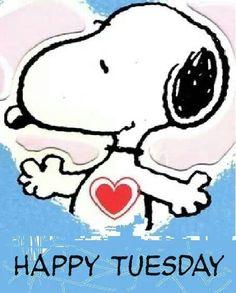 Snoopy love!