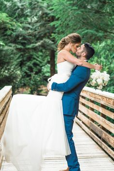 She found her knight in shining armor: Photography: Benjamin Clifford - benjamincliffordphotography.com   Read More on SMP: http://www.stylemepretty.com/2016/08/24/romantic-portland-oregon-wedding-intimate-ceremony/