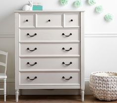 Carefully constructed with an eye for designer detail and a touch of timeless elegance, our Blythe Drawer Chest elevates their nursery or bedroom with space-saving style and classic craftsmanship. Childrens Furniture, Chest Of Drawers, Affordable Furniture, Online Furniture, Baby Furniture, Furniture, Dresser As Nightstand, Rental Furniture, Furniture Removal