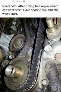 "LOL!!! Some of those ""expert"" mechanics right there!!!"
