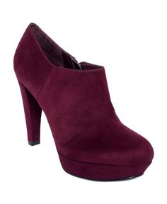 Marc Fisher Shoes, Abetter Platform Booties - Boots - Shoes - Macy's $89.99