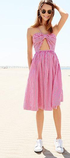 striped cutie @toujourstoi