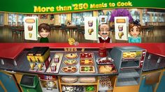 Cooking Fever for iPad and iPhone