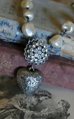 Everlasting Love - necklace  ON RESERVE