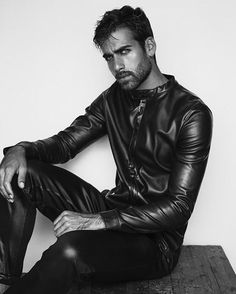 New from #barcelona by @aj_bonilla #leather