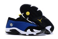 "e05b65e475b8 Shop Mens Air Jordan 14 Retro Low ""Laney"" For Sale Top Deals black"
