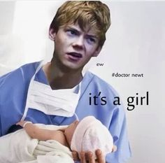 I literally love this edit so much XD #doctornewt