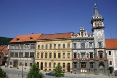 Czech Towns/ Prachatice- 800 Year Old Magic