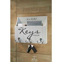 Riviera Maison sleutelrek Keys Please? Bestel nu bij wehkamp.nl