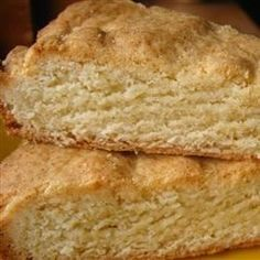 This is a Dutch buttery bar cookie, baked in a round tin, and cut into wedges after baking. Instead of vanilla or lemon zest, you can flavor these with 4 ounces of ground almonds.