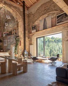 Dream Home Design, My Dream Home, Home Interior Design, Interior Architecture, Casa Loft, Aesthetic Rooms, Aesthetic Art, House Goals, Dream Rooms
