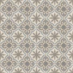 Moroccan Encaustic Cement Pattern Grey Tile gr05 | £ 2.47 | Moroccan Cement Tiles | Best Tile UK | Moroccan Tiles | Cement Tiles | Encaustic...
