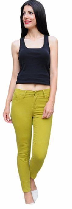 Yeşil Pantolon | Modelleri ve Uygun Fiyat Avantajıyla | Modabenle