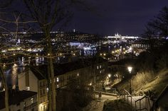 Photograph Prague at night by Vaclav Ryc on Prague Castle, Photograph, Night, City, Inspiration, Beautiful, Photography, Biblical Inspiration, Photographs