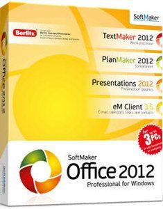 SoftMaker Office Professional 2012 rev 702 Full Download