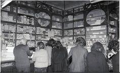 Resultado de imagen de fotos antiguo bar la viña de murcia