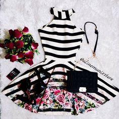 Meninas, esse vestido está um amor!!!  Disponível m/g. #alinemunizstore #modasalvador #modinha #modaverao #modaparameninas #salvadorfashion #instamoda #vestidoboneca #bojo
