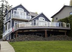 WSHG.NET   A Forever Home on the Beach   Featured, For The Home   August 28, 2014   WestSound Home & Garden