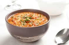 Da Israele, per la serie ricette per Expo2015, la zuppa di lenticchie: un comfort food perfetto per le stagioni fredde