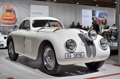 BMW 328 Touring Coupe (1939) Superleggera (Replica) | Flickr - Photo Sharing!