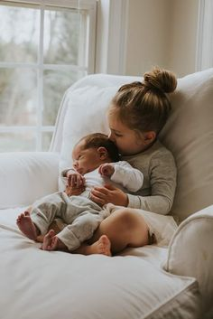 Newborn Sibling Photography, Newborn, Photography, Old Navy