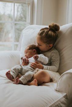 Newborn Sibling Photography, Newborn, Photography, Old Navy