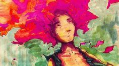 Pixelgirl Presents wallpapers para gente creativa