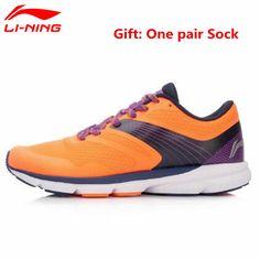 Li-Ning 2017 Super Light Smart Men Running Shoes Lining Cushioning Comfortable Sneakers Breathable Sports Shoe CLOUD Techonology