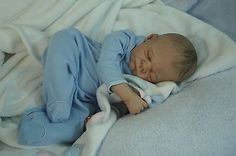 Life's Little Miracle w/ 3/4 Limbs,  Reborn Doll, By Grama's Forever Babies