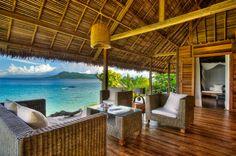 Tsara Komba Lodge (Suite Ocean View) - Nosy Komba - Madagascar...id stay here