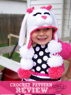 Sweet Bunny Hat – Pattern Review