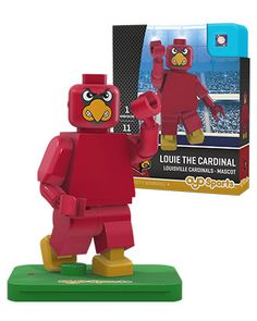 Louie the Cardinal Mascot | University of Louisville®