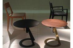 No bairro de Brera, Jader Almeida expôs cerca de 30 criações ao público da semana do design de Milão