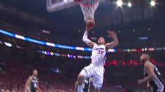 Blake Griffin Racks Up a Triple-Double In OT Loss