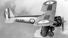 The Bristol Bulldog was a British Royal Air Force single-seat biplane fighter designed during the 1920s by the Bristol Aeroplane Company. Over 400 Bulldogs were produced for the RAF and overseas customers, and it was one of the most famous aircraft used by the RAF during the inter-war period.